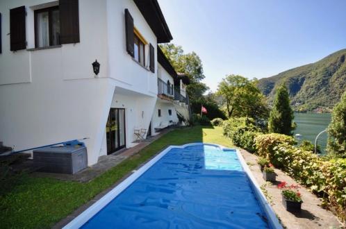 Luxus-Haus  zu vermieten Morcote, 360 m²