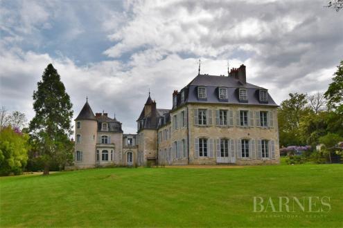Château / Manoir de luxe à vendre SANCERRE, 1400 m², 25 Chambres, 995000€