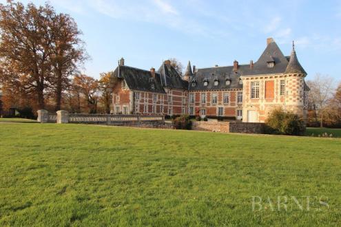 Luxe Kasteel/landhuis te koop CORMEILLES, 1200 m², 12 Slaapkamers
