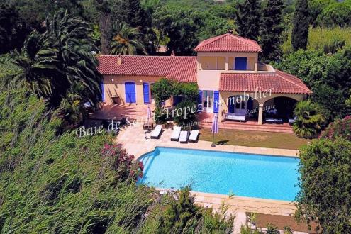 Villa de luxe à vendre RAMATUELLE, 250 m², 4 Chambres, 2900000€
