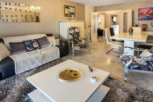 Luxe Appartement te koop CANNES, 73 m², 2 Slaapkamers, 560000€