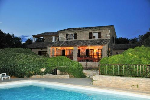 Luxury House for rent GORDES, 5 Bedrooms,