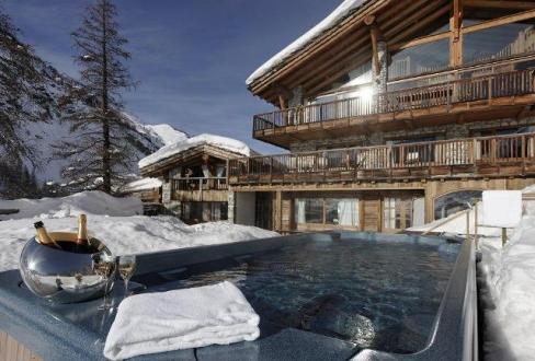 Luxe Huis te huur VAL D'ISERE, 400 m², 10 Slaapkamers