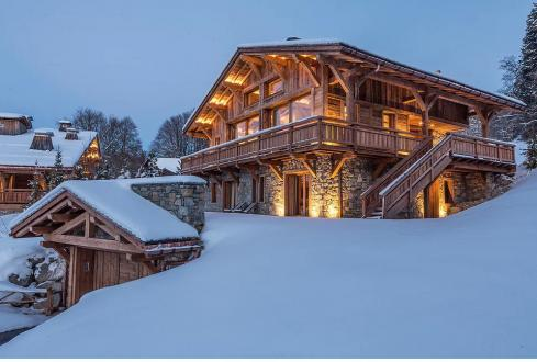 Luxury Chalet for sale DEMI QUARTIER, 5 Bedrooms, € 6 900 000