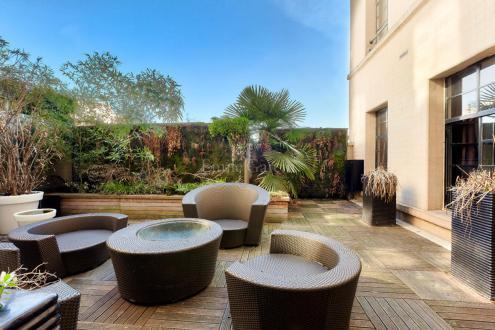 Appartement de luxe à vendre PARIS 8E, 155 m², 2 Chambres