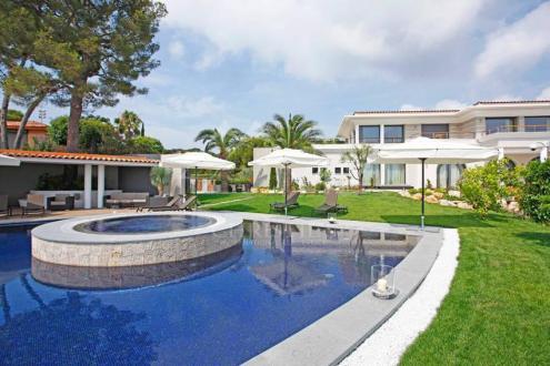 Luxury House for rent SAINT JEAN CAP FERRAT, 1900 m², 8 Bedrooms,