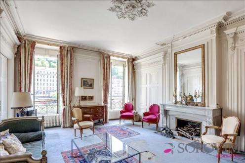 Luxus-Wohnung  zu vermieten LYON, 179 m², 5 Schlafzimmer