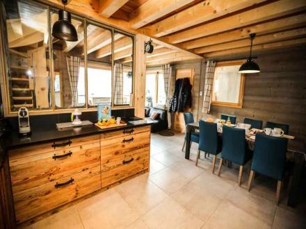 Casale di lusso in affito VALLOIRE, 100 m², 4 Camere,
