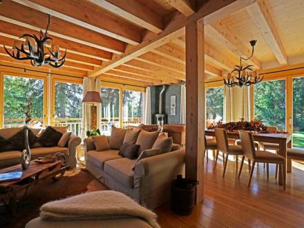Luxury Chalet for rent Crans-Montana, 191 m², 5 Bedrooms