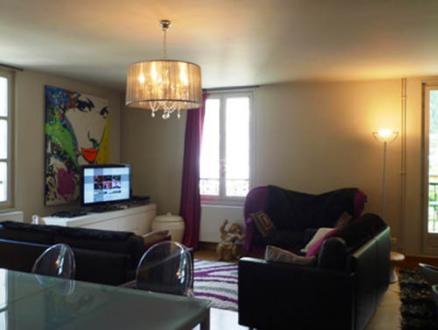 Appartement de luxe à louer CHAMONIX MONT BLANC, 70 m², 2 Chambres