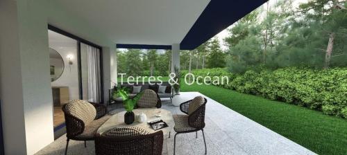 Appartement de luxe à vendre HOSSEGOR, 185 m², 3 Chambres, 1530000€