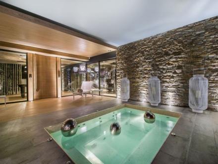 Luxe Landhuis te huur COURCHEVEL, 400 m², 5 Slaapkamers,