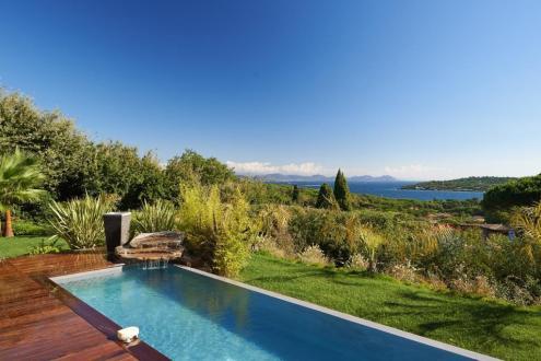 Luxury House for rent SAINT TROPEZ, 400 m², 6 Bedrooms,