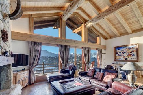 Chalet de luxe à vendre Verbier, 300 m², 4 Chambres