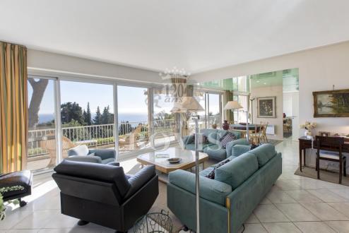 Luxus-Wohnung zu verkaufen VILLEFRANCHE SUR MER, 145 m², 3 Schlafzimmer, 1300000€