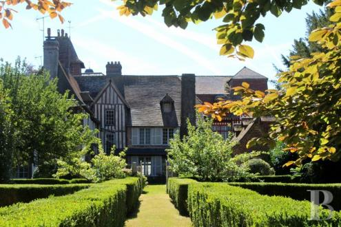 Château / Manoir de luxe à vendre DEAUVILLE, 600 m², 5 Chambres