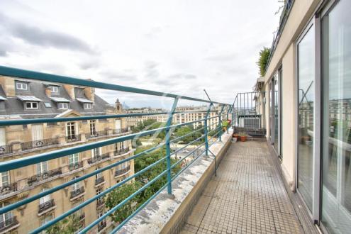 Appartamento di lusso in affito PARIS 16E, 82 m², 2 Camere