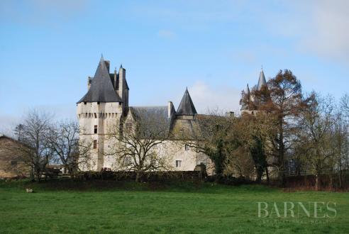 Luxus-Schloss / Herrenhaus zu verkaufen NIORT, 600 m², 2496000€
