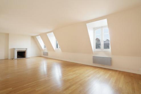 Luxe Appartement te huur PARIS 8E, 125 m², 3 Slaapkamers