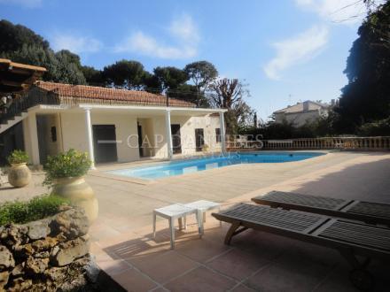 Luxury Villa for rent CAP D'ANTIBES, 250 m², 5 Bedrooms