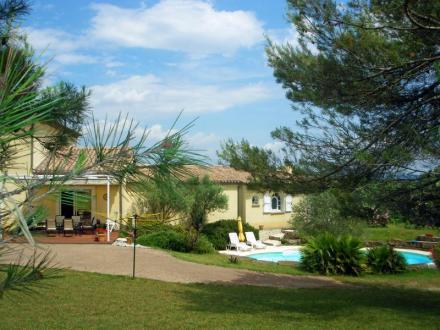 Villa de luxe à vendre CARCASSONNE, 400 m², 5 Chambres