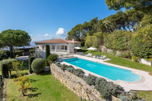 Luxury House for rent VALLAURIS, 300 m², 4 Bedrooms,