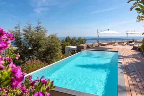 Luxury House for rent CANNES, 260 m², 5 Bedrooms,