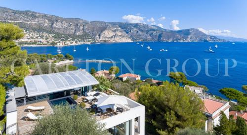 Luxury House for rent SAINT JEAN CAP FERRAT, 1200 m², 5 Bedrooms,