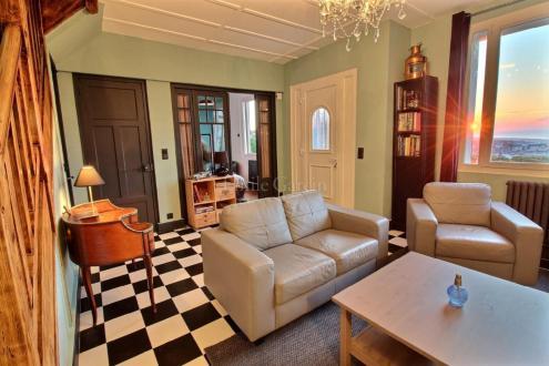 Maison de luxe à louer DEAUVILLE, 115 m², 3 Chambres