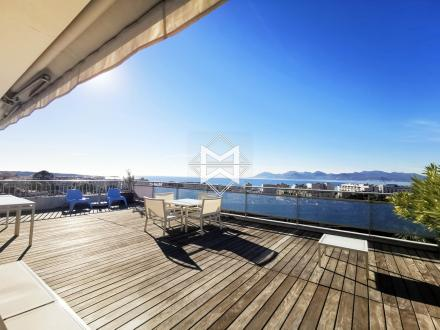 Luxury Apartment for rent CANNES, 116 m², 2 Bedrooms