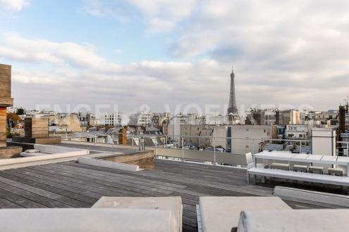 Luxe Appartement te koop PARIS 16E, 200 m², 2 Slaapkamers, 5600000€