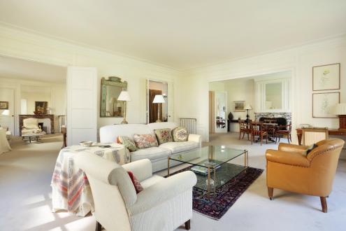 Luxus-Wohnung zu verkaufen PARIS 16E, 190 m², 3 Schlafzimmer