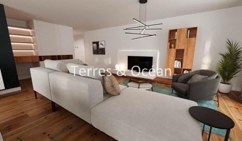 Appartement de luxe à vendre HOSSEGOR, 185 m², 3 Chambres, 1515000€