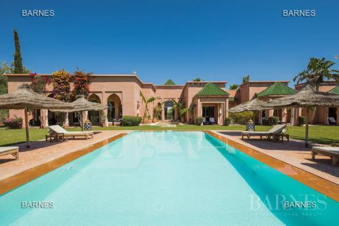 Villa de luxe à vendre MARRAKECH, 3 Chambres, 790000€