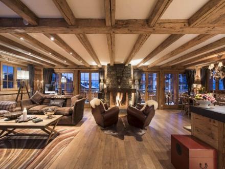 Appartement de luxe à louer Verbier, 205 m², 5 Chambres,