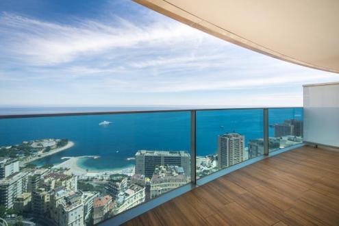 Appartement de luxe à vendre Monaco, 309 m², 3 Chambres, 21600000€