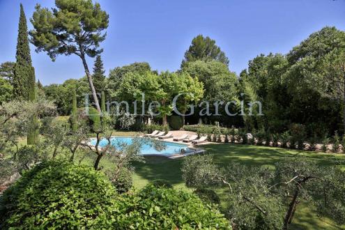 Luxury House for rent SAINT ETIENNE DU GRES, 700 m², 7 Bedrooms