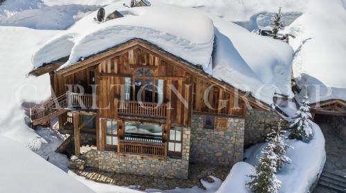 Casale di lusso in affito COURCHEVEL, 400 m², 6 Camere,