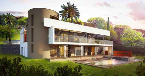 Villa de luxe à vendre LE CANNET, 411 m², 5 Chambres