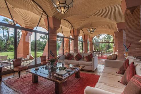 Поместье класса люкс на продажу  Марракеш, 7 Спальни, 1800000€
