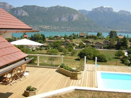 Luxury House for rent SEVRIER, 220 m², 4 Bedrooms