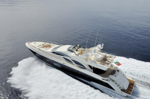 Luxury Motor yacht for rent NICE,