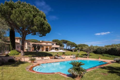 Luxury House for rent SAINT TROPEZ, 420 m², 7 Bedrooms,
