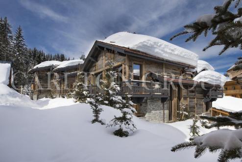Chalet de luxe à louer COURCHEVEL, 1500 m², 7 Chambres