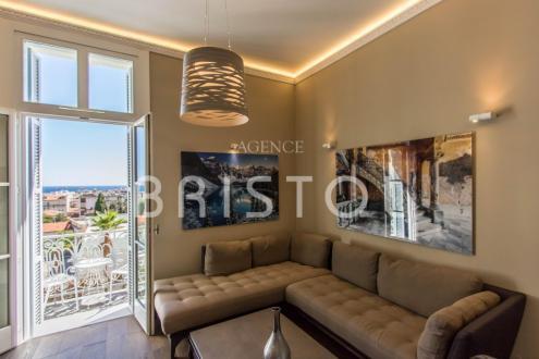 Appartement de luxe à vendre BEAULIEU SUR MER, 62 m², 2 Chambres