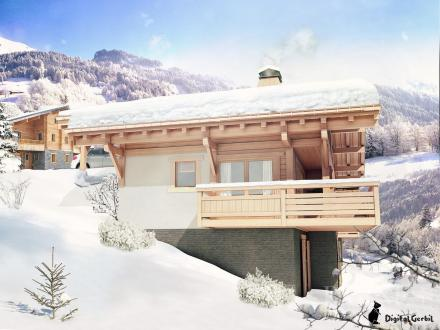 Luxury Chalet for sale LE GRAND BORNAND, 133 m², 4 Bedrooms