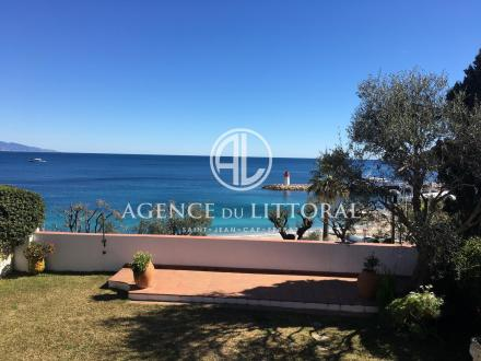 Luxury Apartment for rent SAINT JEAN CAP FERRAT, 130 m²,