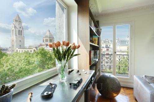 Luxus-Wohnung zu verkaufen PARIS 8E, 199 m², 4 Schlafzimmer, 4400000€
