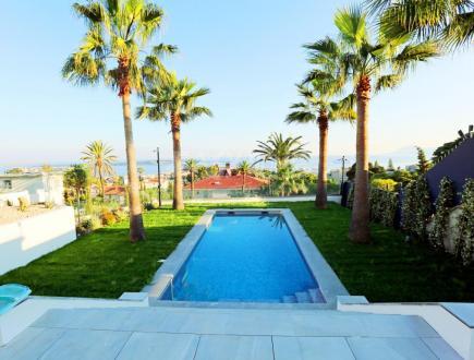 Luxus-Wohnung zu vermieten CANNES, 370 m², 6 Schlafzimmer