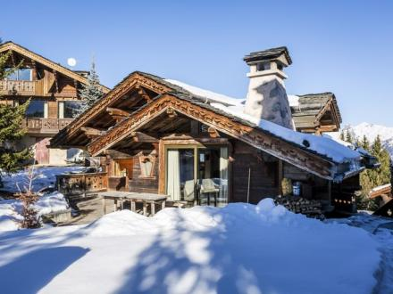 Luxury House for rent COURCHEVEL, 220 m², 5 Bedrooms,